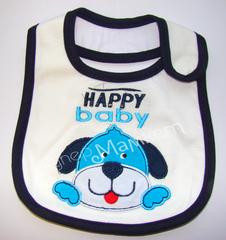 Нагрудник на липучке (Happy baby ID-61)