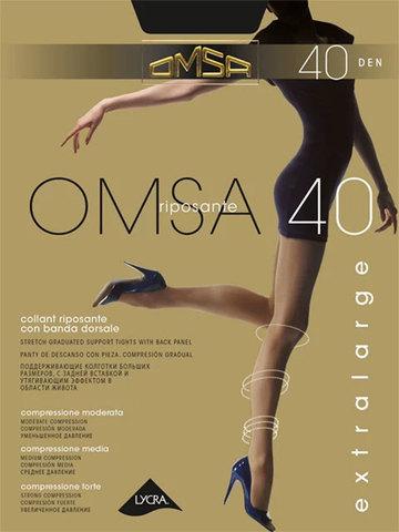 Колготки Omsa 40 XXL Omsa