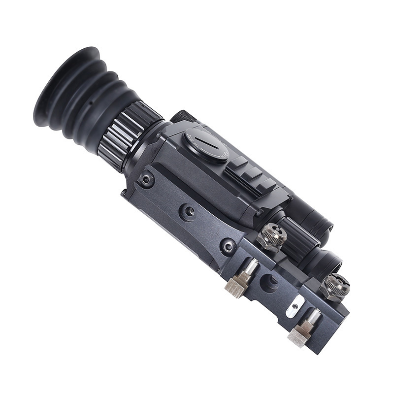 Прицел ночного видения с адаптивным дальномером PARD NV008LRF