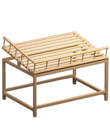 фото 1 Деревянный стол для хлеба Евромаркет на profcook.ru