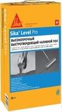 Наливной пол Sika Level Pro 25кг