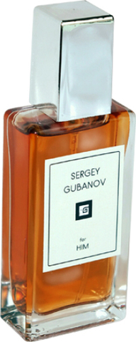Парфюмерная вода SERGEY GUBANOV for HIM