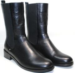 Модные зимние ботинки женские R-458