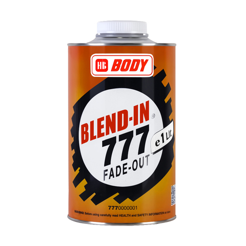 Растворитель Body 777 BLEND-IN 1,0л