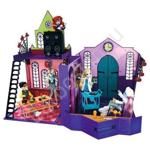 Игровой набор Средняя Школа Монстров - Monster High School, Mattel