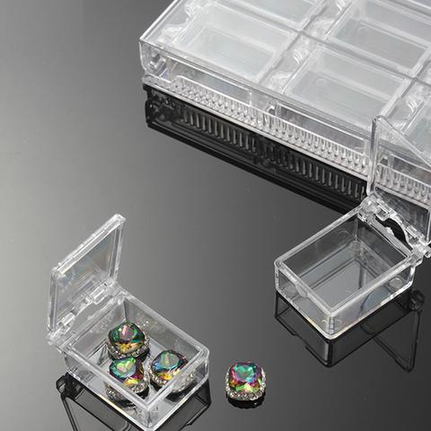 Бокс для хранения 20 съемных ячеек T3 пластик