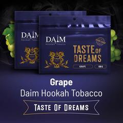Табак Daim 100 г Grape