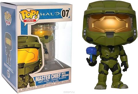 Master Chief. Halo Funko Pop! || Мастер Чиф