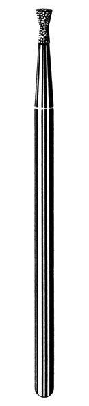 Лабораторные алмазные инструменты «SS WHITE» серия LAB 43/4020 Группа III. Средняя крошка.