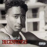 2Pac / Beginnings - The Lost Tapes: 1988-1991 (CD)