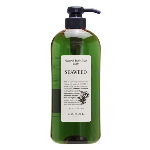 Lebel Natural Hair Soap Treatment Seaweed - Шампунь с морскими водорослями