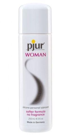 Концентрированный лубрикант на силиконовой основе pjur WOMAN - 250 мл.