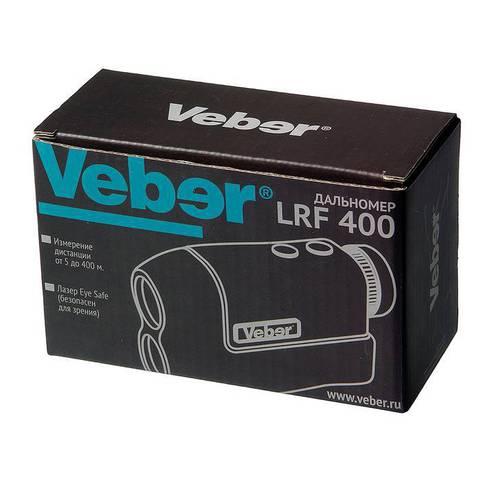Монокуляр Veber 6*25 с дальномером LRF400
