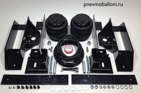 Задняя пневмоподвеска на Mercedes Sprinter 309-324 4WD полный привод