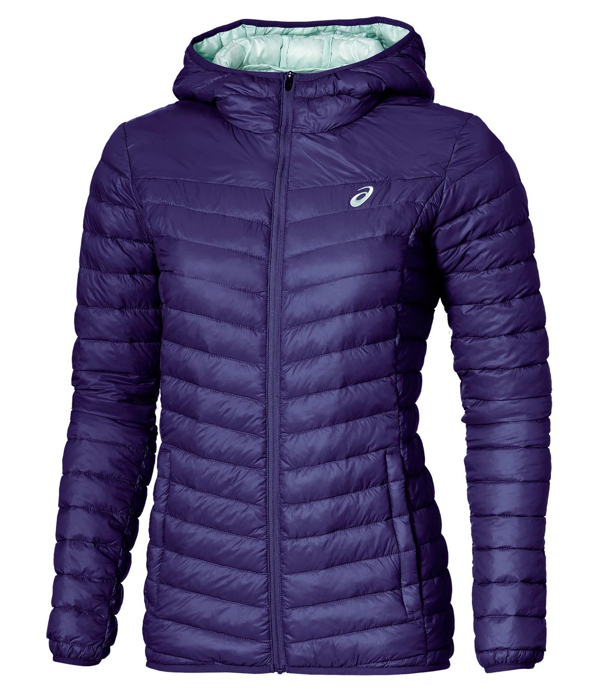 Женская куртка пуховик Asics Padded Jacket 134779 0245