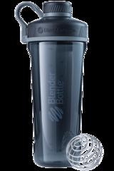 BlenderBottle Radian Tritan, 946мл 2в1 Шейкер и Бутылка с венчиком для спорта_Black-черный 946 мл cat