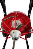 Ручное устройство для прочистки канализации ROTOR PRINCE 15