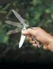 Нож Victorinox Trailmaster One Hand, 111 мм, 12 функций, с фиксатором лезвия, черный