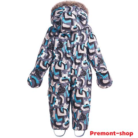 Комбинезон Premont Зима WP93063 BEIGE
