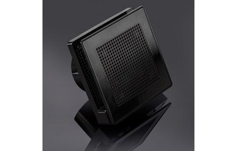 Вентилятор накладной Vortice Punto Evo ME 100/4 LL BLACK GOLD (двухскоростной)