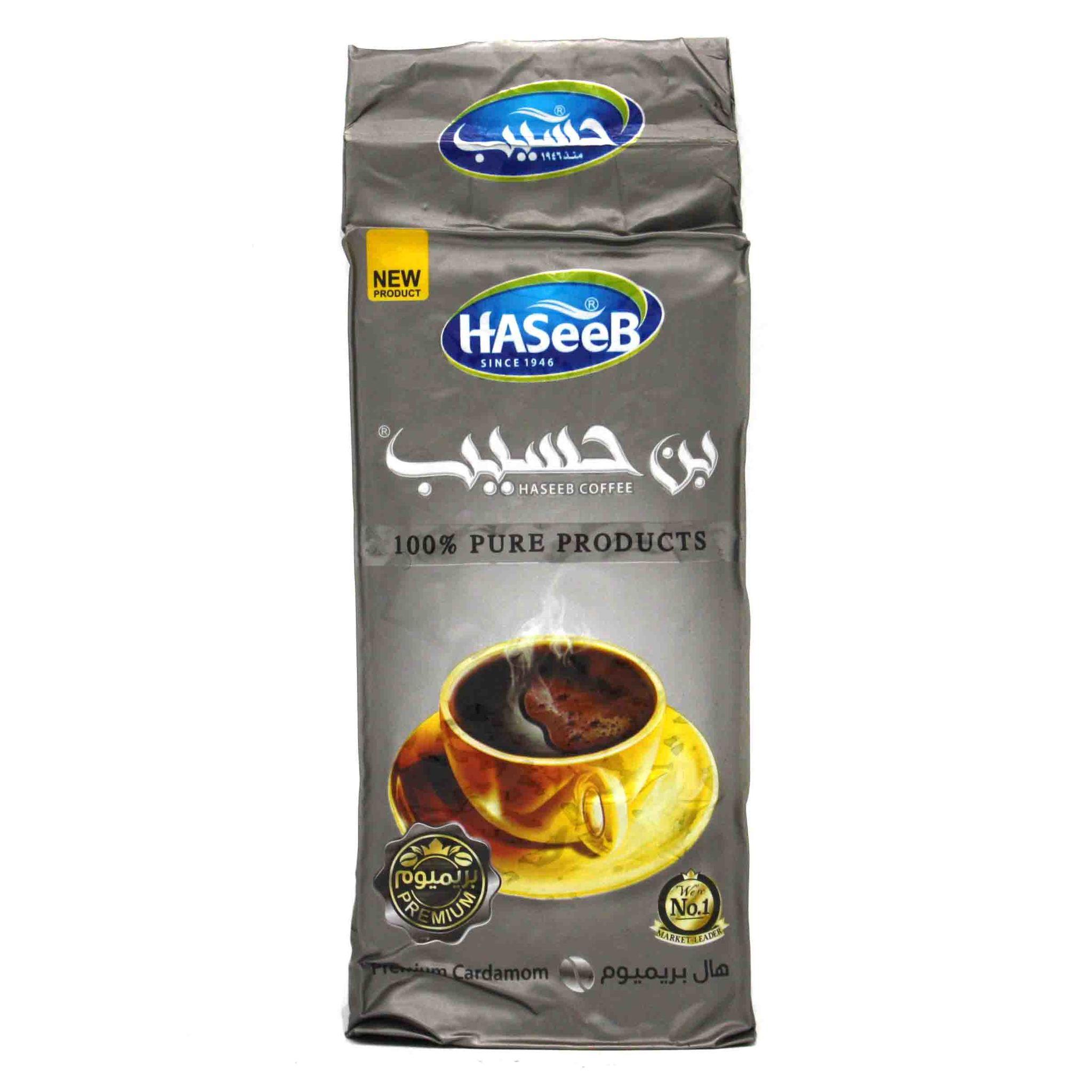 Haseeb Арабский кофе Premium Cardamom, Haseeb, 200 г import_files_d9_d9e8571d515411eaa9c7484d7ecee297_3ebdb7ba53c911eaa9c7484d7ecee297.jpg