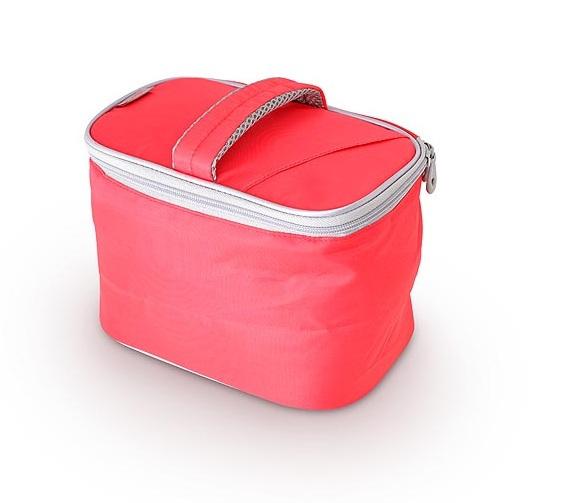 Сумка-холодильник (термосумка) для косметики Beautian Bag Red, 4.5L