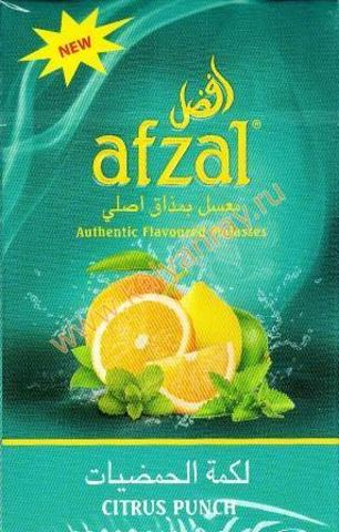 Afzal Citrus Punch