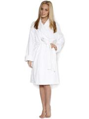 Халат махровый Top Model белый от Blumarine