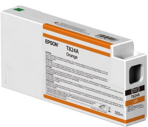 Картридж T824A00 для Epson SC-P6000/7000/8000/9000 XL Orange UltraChrome HDX/HD, 700ml (C13T824A00)