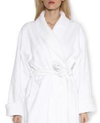 Элитный халат махровый Top Model белый от Blumarine