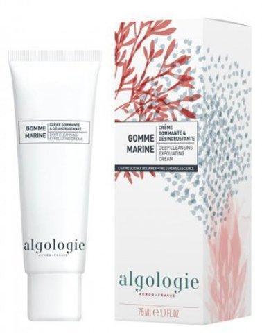 Крем-эксфолиант для глубокого очищения, Algologie, 50мл