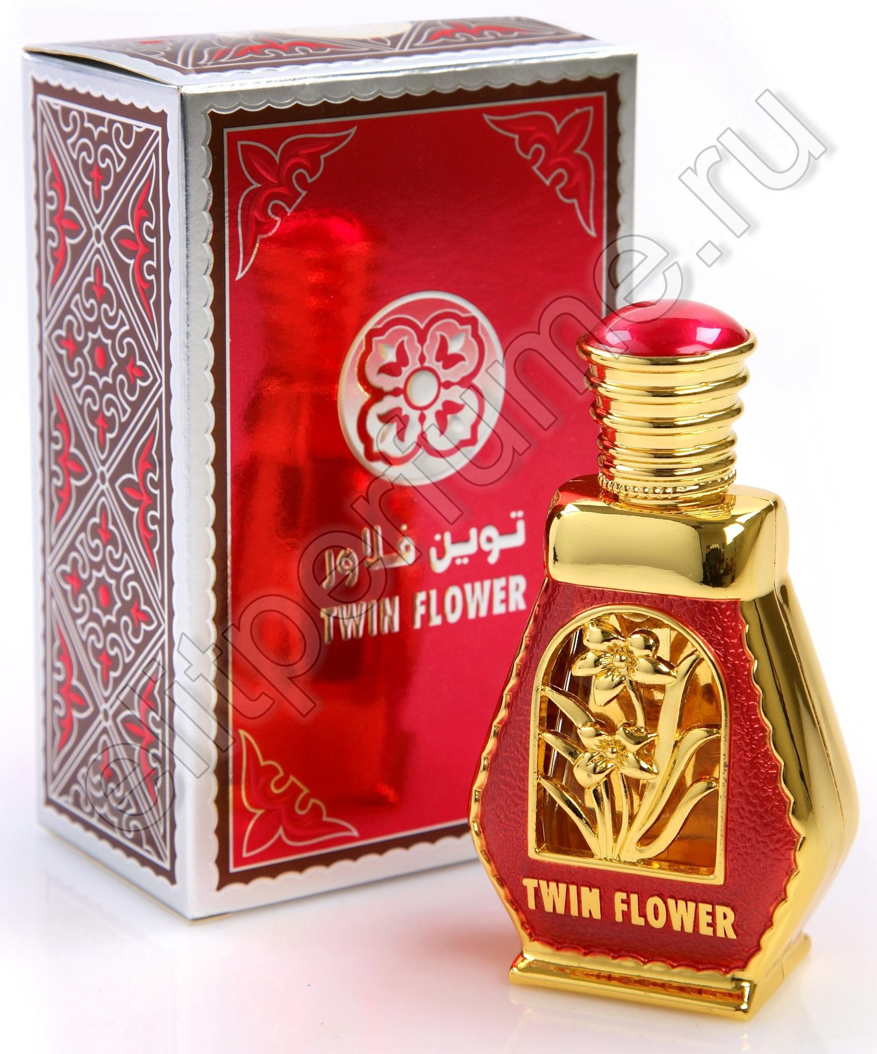 Цветок-близнец Twin Flower 15 мл арабские масляные духи от Аль Харамайн Al Haramain Perfumes