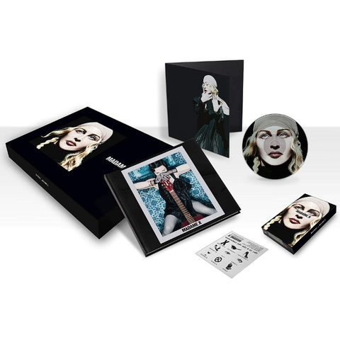 Madonna / Madame X (Deluxe Edition)(Limited Edition)(2CD+MC+7