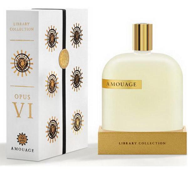 Amouage Opus VI