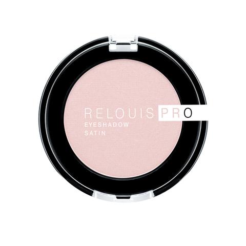 Тени для век Relouis Pro Eyeshadow Satin тон 32 Rose Quartz