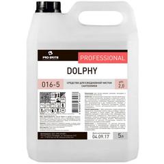Профессиональная химия Pro-brite Dolphy 5л (016-5), д/чистки сантехн.