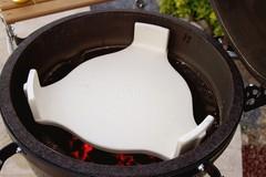 Керамический отсекатель жара для гриля M, Big Green Egg
