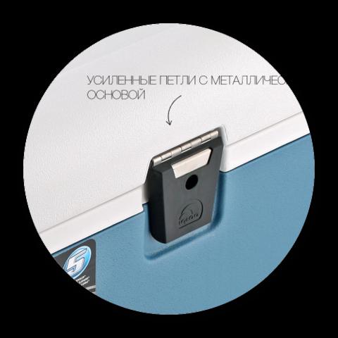 Термоконтейнер Igloo Maxcold Ultra 60 Roller (57 л)