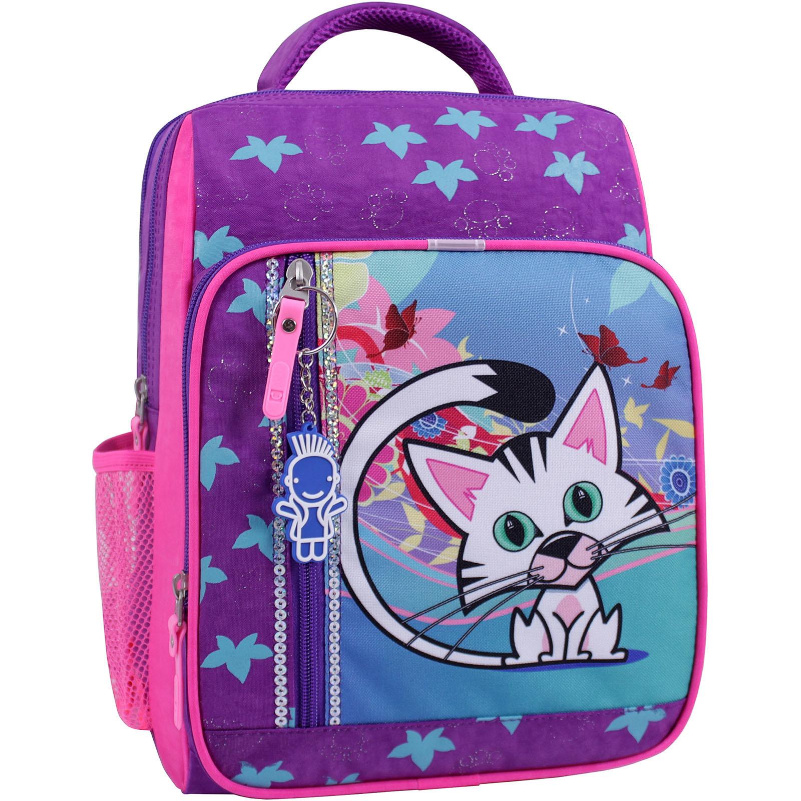 Школьные рюкзаки Рюкзак школьный Bagland Школьник 8 л. фиолетовый 502 (0012870) IMG_1091_суб.502_.JPG