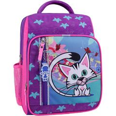Рюкзак школьный Bagland Школьник 8 л. фиолетовый 502 (0012870)