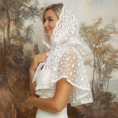 Неспадающий платок на Венчание