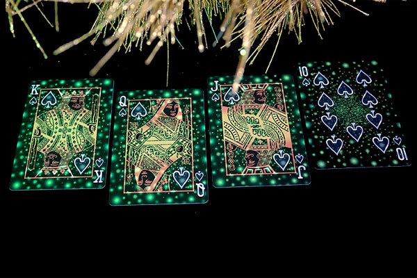 Игральные карты Fireflies