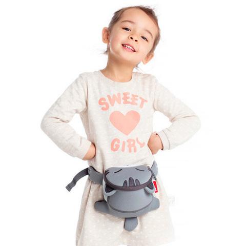 Водонепроницаемая детская поясная сумка в виде Кошечки
