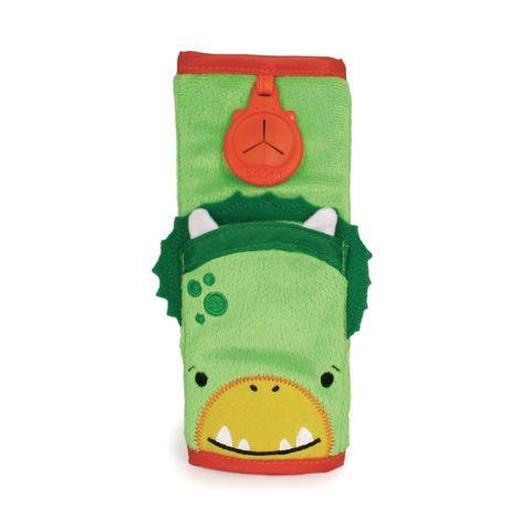 Накладка-чехол для ремня безопасности Динозавр