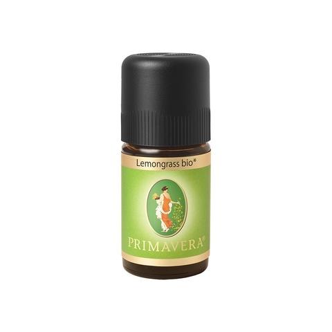 Эфирное масло Лемонграсса био Primavera, 5 мл