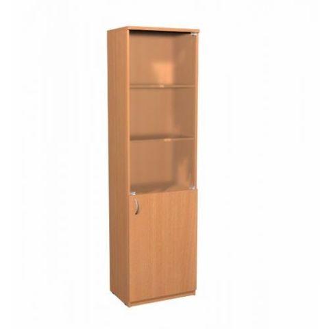 Шкаф А-321, двери стекло
