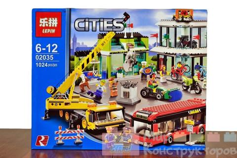 Конструктор Cities 02035