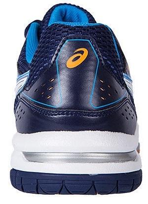Мужские волейбольные кроссовки Асикс Gel-Rocket 7 (B405N 4101) синие фото