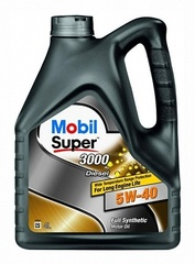 АКЦИЯ - Mobil Super™ 3000 X1 Diesel 5W-40