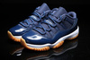 Air Jordan 11 Retro Low 'Navy Gum'